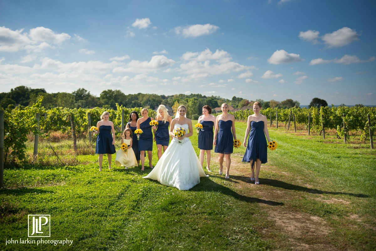 Casa Larga Vineyards winery weddings