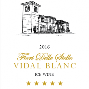 2016 Casa Larga Vineyards Fiori Vidal Blanc Ice Wine