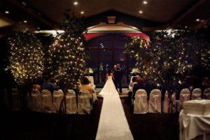 Room set up, Wedding Receptions and Ceremonies at Casa Larga Vineyards