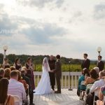 Casa Larga Vineyards winery weddings ceremony
