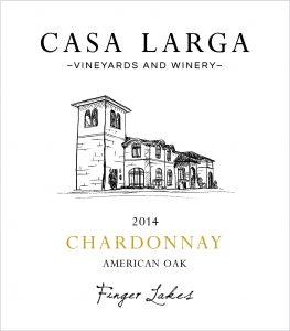 2014 Casa Larga Vineyards Chardonnay