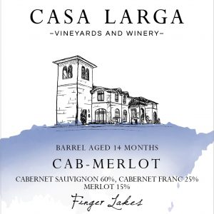 Casa Larga Vineyards Cab-Merlot