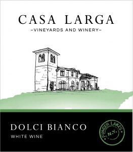 Casa Larga Vineyards Dolci Bianco