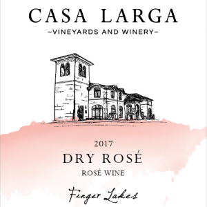 2017 Casa Larga Vineyards Dry Rosé