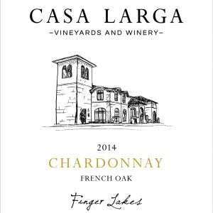 2014 Casa Larga Vineyards French Oak Chardonnay