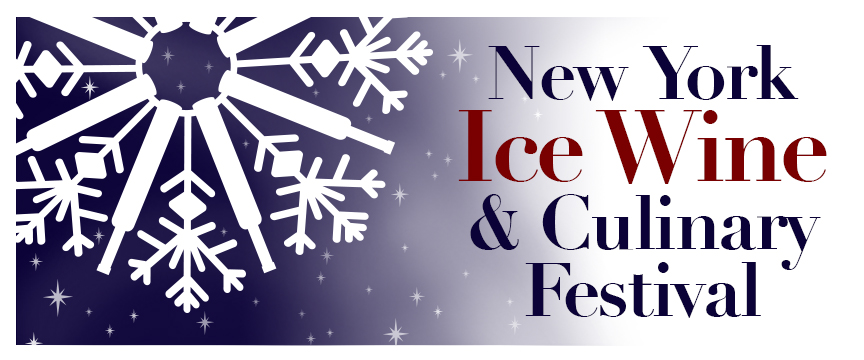 New York Ice Wine and Culinary Festival ad