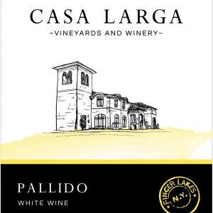 Casa Larga Vineyards Pallido