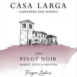 2016 Casa Larga Vineyards Pinot Noir