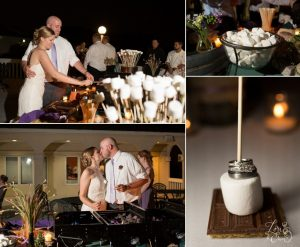 S'mores Bar (Lori & Erin Photography)