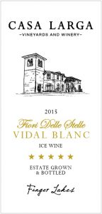 2015 Vidal Blanc Ice Wine