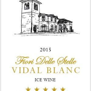 2015 Vidal Blanc Ice Wine