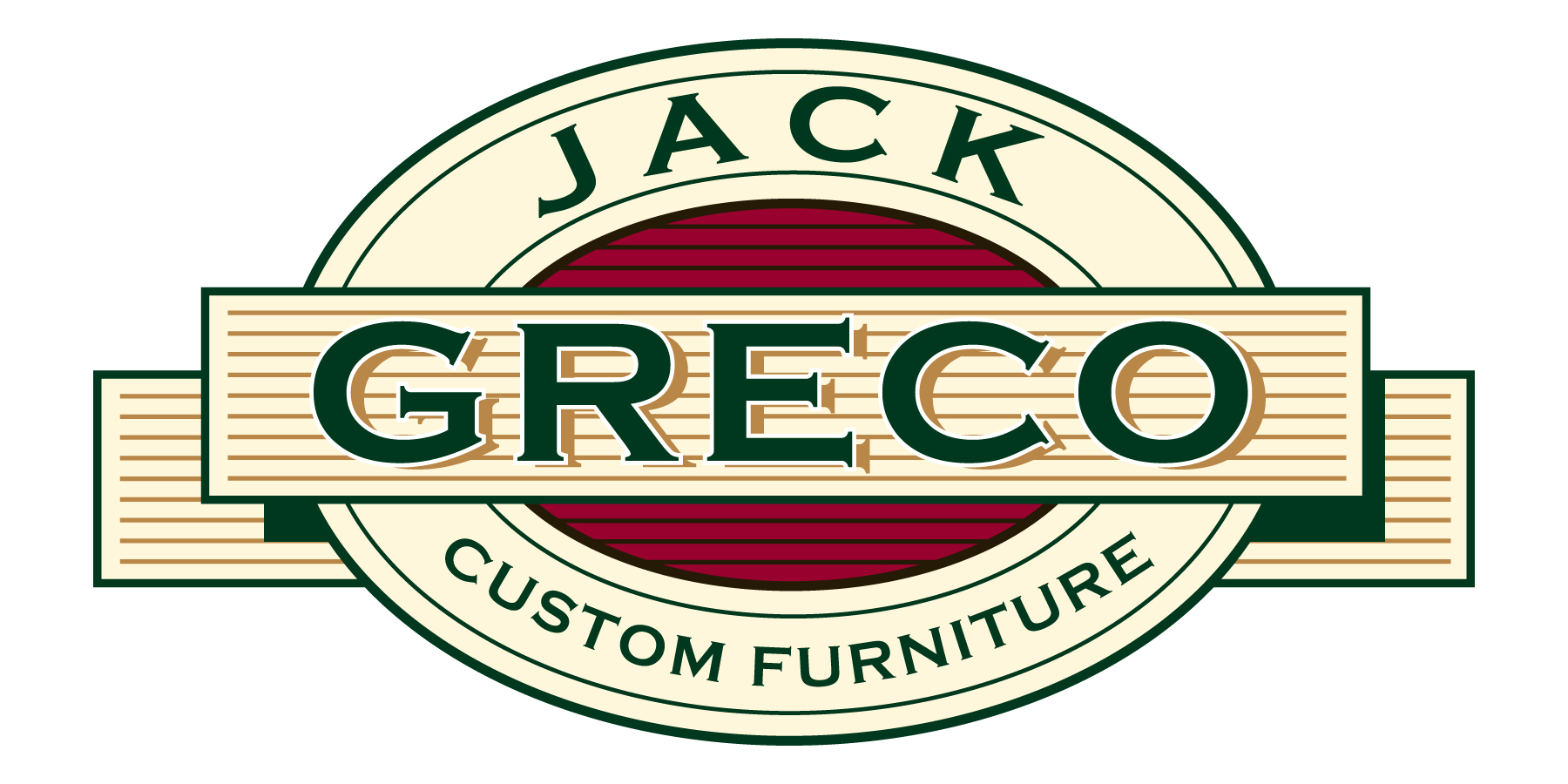 Jack Greco Custom Furniture Logo