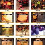 Holidays, Custom labels, Casa Larga Vineyards