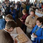 Tasting Ice Wine at the Festival 11