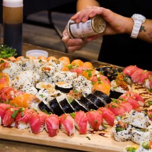 Sushi June 14