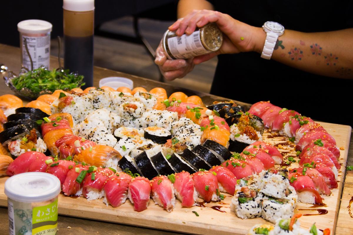 Sushi December 13
