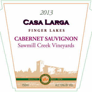 2013 Casa Larga Vineyards Cabernet Sauvignon