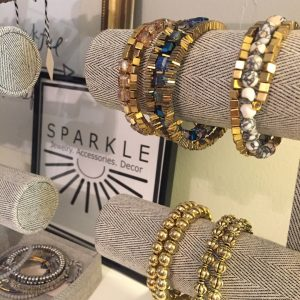 Flower City Sparkle jewelry and accessories