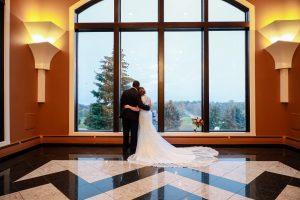 Couple, Wedding Ceremonies at Casa Larga Vineyards