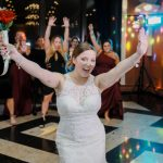 Bride Dancing, Wedding Ceremonies and Receptions at Casa Larga Vineyards