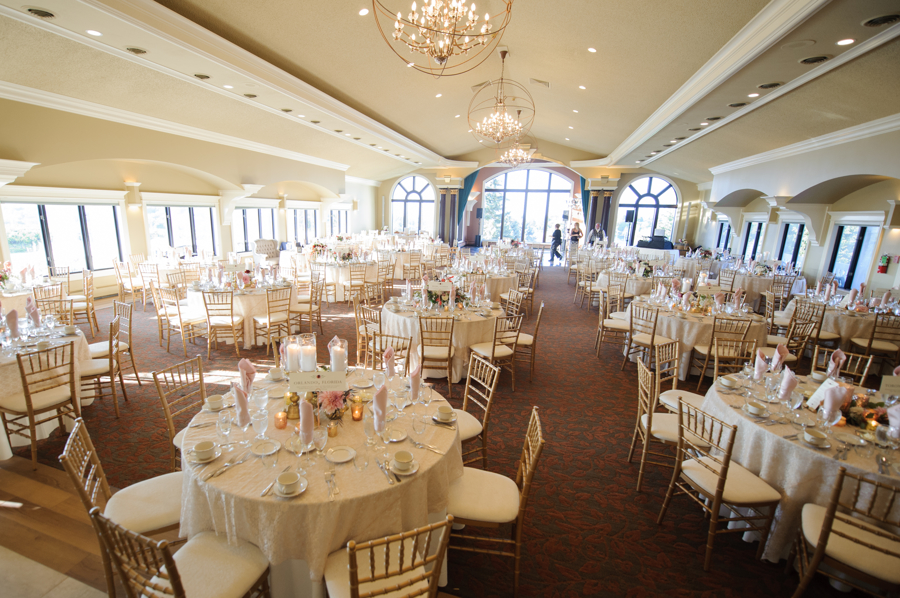 Special Events room set up, Wedding Ceremonies and Receptions at Casa Larga Vineyards