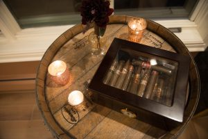 Pre-packaged Cigars, Wedding Ceremonies and Receptions at Casa Larga Vineyards