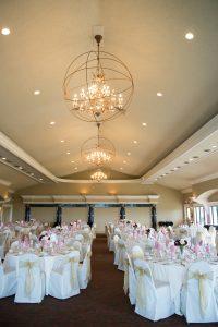 Special Events Room Set Up at Casa Larga Vineyards