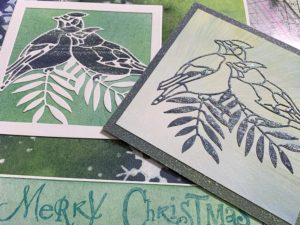 Barbara Gray Pottery Holiday Craft Marketplace 2019