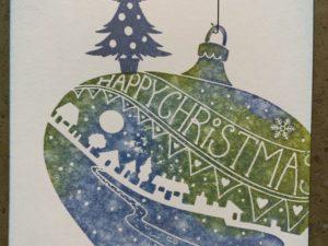 Barbara Gray Christmas Pottery Holiday Craft Marketplace