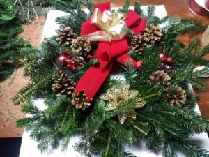 Wreath from Seely Home Creations