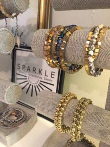 Sparkle Jewelry Bracelets Holiday Craft Marketplace 2019
