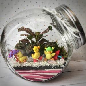 Lucky Ducky Terrarium