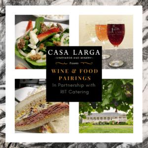 Wine & Food Pairing Featuring Rose