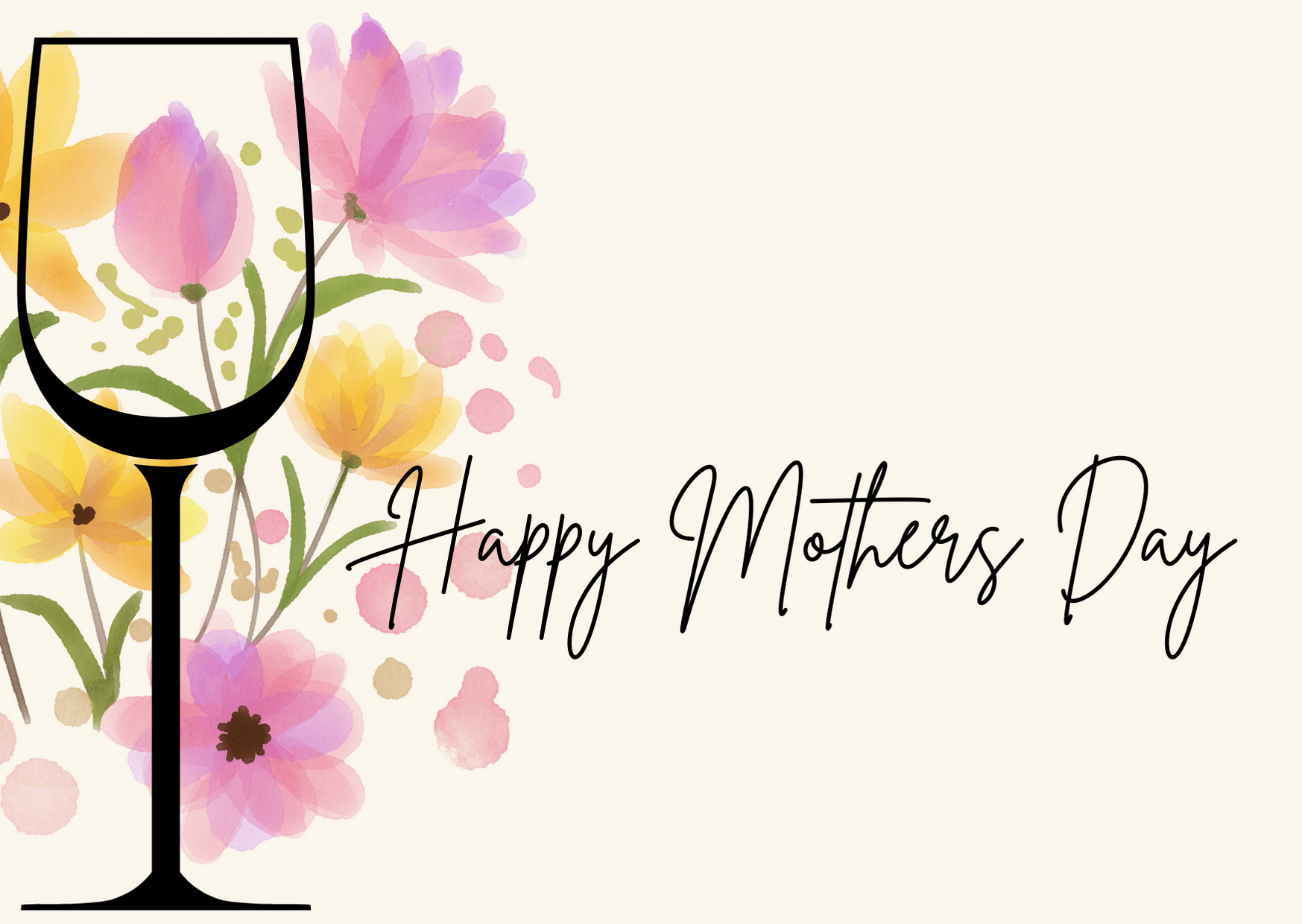 Mother's Day Wine & Food Pairing