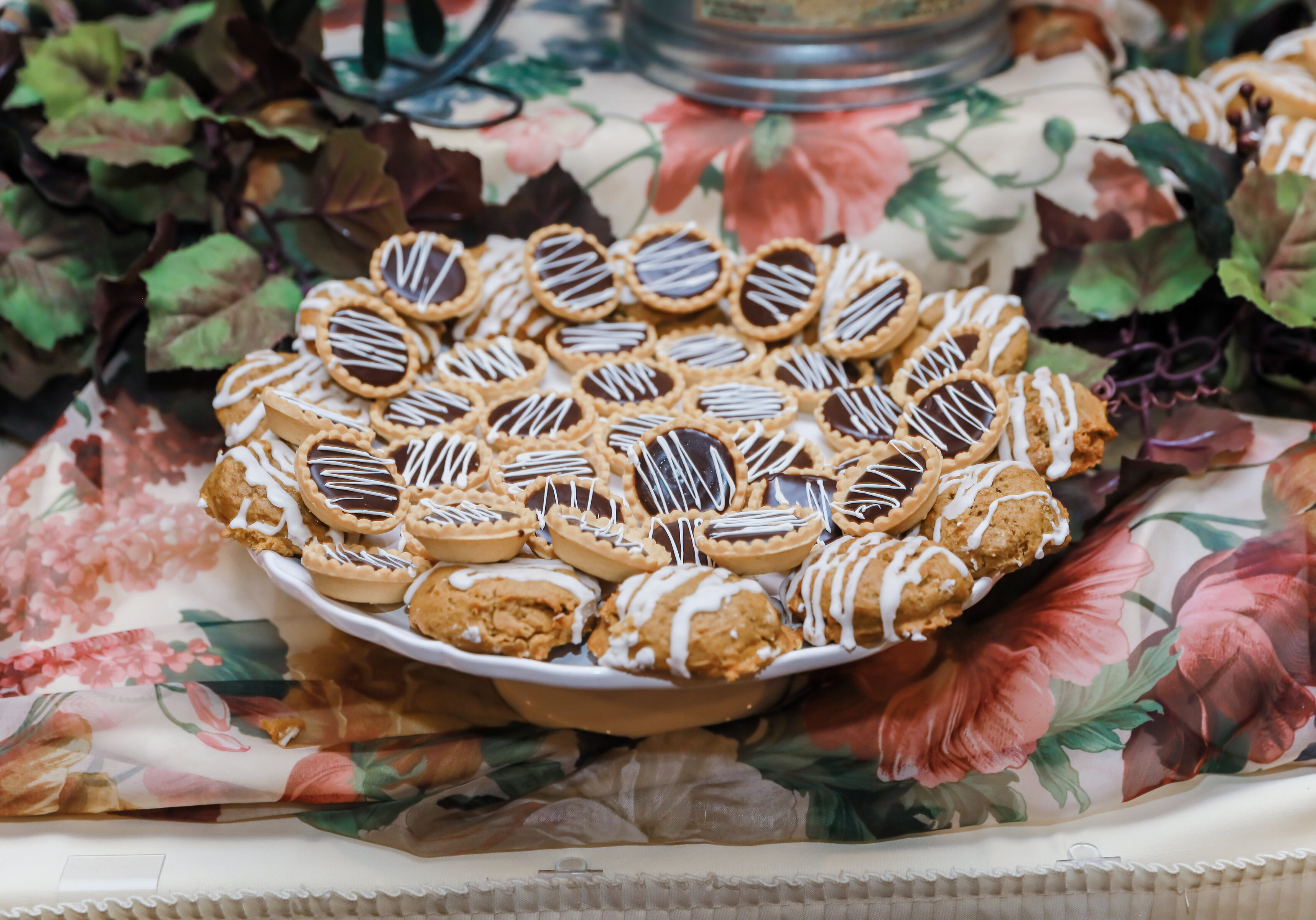 Desserts, Wedding Ceremonies and Receptions at Casa Larga Vineyards